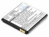 Аккумулятор для Prestigio MultiPhone 4040 Duo (PAP4040 DUO)